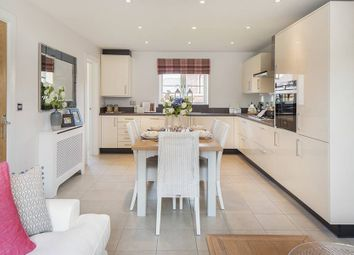 "Thumbnail 3 bed semi-detached house for sale in ""The Madeley"" at Gravel Lane, Drayton, Abingdon"