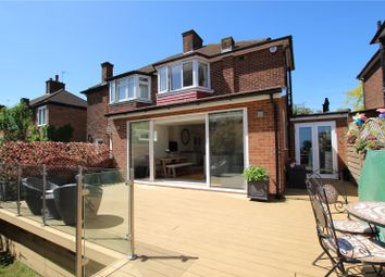 Thumbnail 3 bed semi-detached house for sale in Ashridge Crescent, Shooters Hill, London