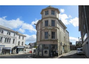 Thumbnail Retail premises for sale in Trehawke House, Dean Street, Liskeard, Cornwall, UK