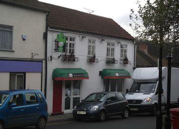 Thumbnail Restaurant/cafe for sale in Bond Street, Yeovil