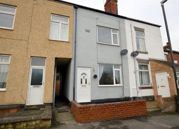 Thumbnail 2 bed terraced house for sale in Wharf Lane, Staveley, Chesterfield
