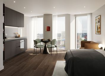 Thumbnail 1 bed property for sale in No 5, 2 Cutter Lane, Upper Riverside, Greenwich Peninsula