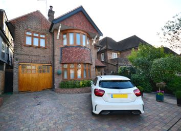 Thumbnail 6 bedroom detached house for sale in Bancroft Avenue, East Finchley, London