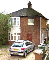 Thumbnail 1 bedroom flat for sale in Atkinson Street, Peterborough