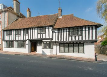 Thumbnail 3 bed terraced house for sale in Southover High Street, Lewes