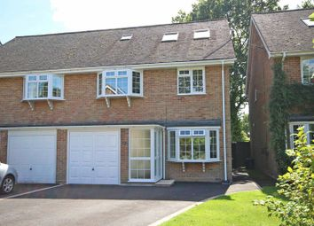 Thumbnail 4 bed terraced house for sale in White Barn Crescent, Hordle, Lymington