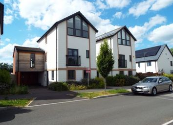 Thumbnail 4 bed link-detached house for sale in Denman Avenue, Cheltenham, Gloucestershire