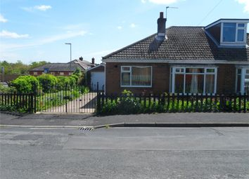 Thumbnail 2 bed semi-detached bungalow to rent in Squirrel Close, Dewsbury, West Yorkshire