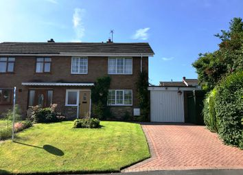 Thumbnail 3 bed semi-detached house for sale in Shakespere Road, Burntwood