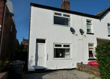 Thumbnail 2 bed semi-detached house to rent in Newton Street, Southport, Merseyside