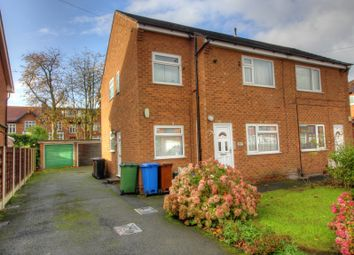 Thumbnail 2 bed flat for sale in Hayburn Road, Offerton, Stockport