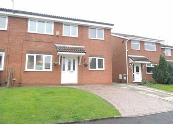 Thumbnail 3 bed semi-detached house for sale in Leech Brook Avenue, Audenshaw, Manchester