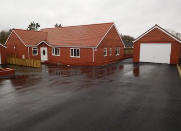 Thumbnail 4 bed bungalow for sale in Pentrosfa Road, Llandrindod Wells