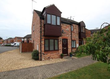 Thumbnail 2 bed cottage for sale in Blossom Walk, Hatton, Derby