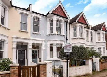 Thumbnail 4 bedroom terraced house for sale in Creighton Road, Queens Park, London