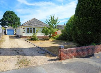 Thumbnail 3 bed detached bungalow for sale in Heathlands Avenue, Ferndown