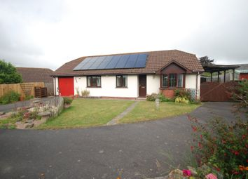 Thumbnail 3 bed detached bungalow for sale in Gorwood Road, Buckland Brewer, Bideford