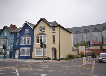 Thumbnail 1 bed flat to rent in Park Avenue, Aberystwyth