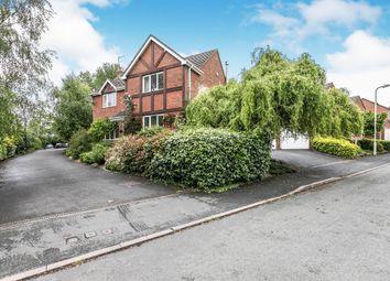 Thumbnail 4 bed detached house for sale in Larks Rise, Cleobury Mortimer, Kidderminster