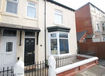 Thumbnail 2 bed property to rent in Byron St, Blackpool