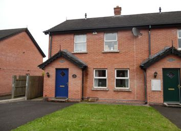 Thumbnail 3 bed terraced house to rent in Elmwood Cottages, Newtownabbey