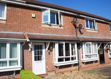 Thumbnail 2 bed terraced house for sale in Chandlers Close, Marston Moretaine, Bedford