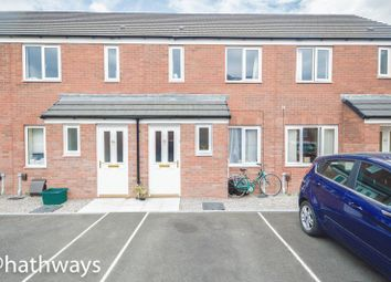 Thumbnail 2 bed terraced house for sale in Cefn Adda Close, Newport