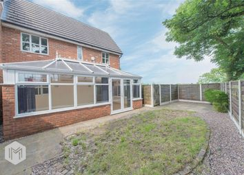 Thumbnail 3 bed semi-detached house for sale in Harbury Close, Middle Hulton, Bolton, Lancashire