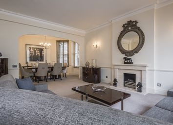 Thumbnail 4 bed flat to rent in Basil Street, London