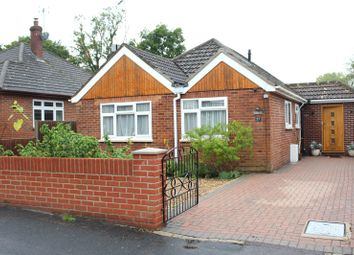 Thumbnail 3 bed bungalow for sale in Cranford Avenue, Church Crookham, Fleet