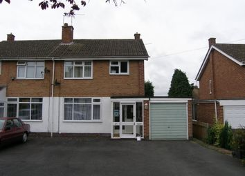 Thumbnail 3 bed semi-detached house to rent in Parklands Avenue, Leamington Spa
