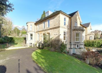 Thumbnail 2 bedroom flat for sale in Sion Road, Bath