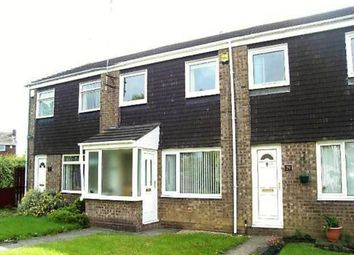 Thumbnail 3 bedroom terraced house to rent in Clifton Court, Kingston Park, Newcastle Upon Tyne