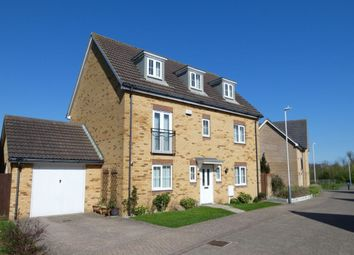 Thumbnail 5 bed detached house for sale in Collard Place, Hawkinge, Folkestone