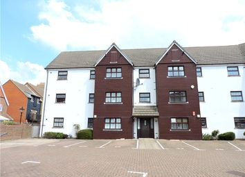 Thumbnail 2 bed flat for sale in Antigua Close, Eastbourne, East Sussex