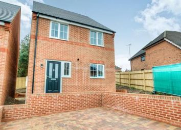 Thumbnail 3 bed detached house for sale in Moorbrooke, 8 Silverbirch Close, Hartshill, Nuneaton