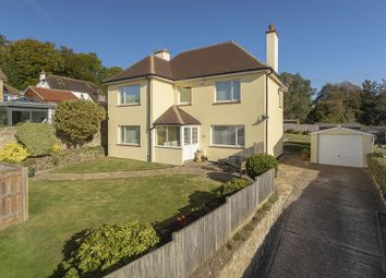 Thumbnail 3 bed detached house for sale in North Road, Hythe