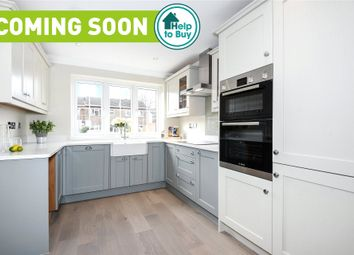 Thumbnail 3 bed detached house for sale in Pinewood Grove, Elizabeth Close, Bracknell, Berkshire