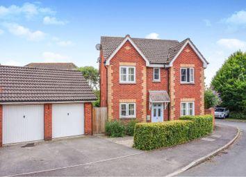Thumbnail 4 bed detached house for sale in Landor Road, Swindon