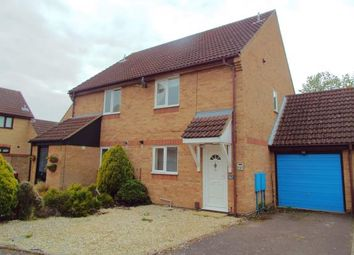 Thumbnail 2 bed semi-detached house for sale in Mill Croft Close, Norwich, Norfolk