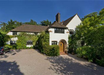 Cavendish Road, St George's Hill, Weybridge, Surrey KT13. 6 bed detached house for sale