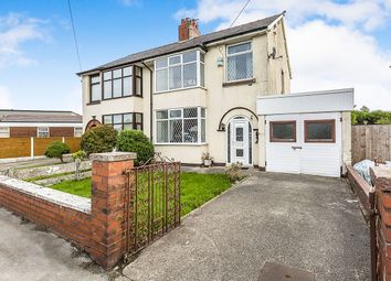 Thumbnail 3 bedroom semi-detached house for sale in Brindle Road, Bamber Bridge, Preston