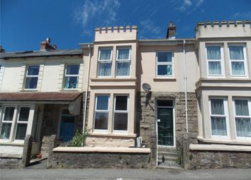 Thumbnail 3 bed terraced house for sale in Raymond Road, Redruth, Cornwall