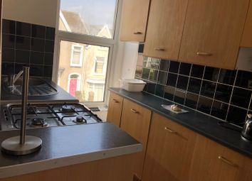 Thumbnail 1 bed flat to rent in Finsbury Terrace, Swansea