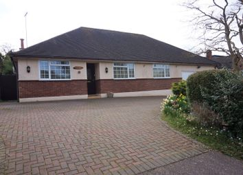 Thumbnail 3 bed detached bungalow for sale in Harthall Lane, Kings Langley