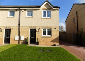 Thumbnail 3 bed semi-detached house for sale in Cambridge Crescent, Clarkston, Airdrie