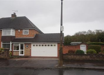 Thumbnail 3 bed semi-detached house for sale in Ringmere Avenue, Castle Bromwich, Birmingham