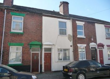 Thumbnail 2 bedroom terraced house to rent in Conway Street, Stoke-On-Trent