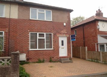 Thumbnail 2 bed semi-detached house to rent in Stream Terrace, Offerton, Stockport