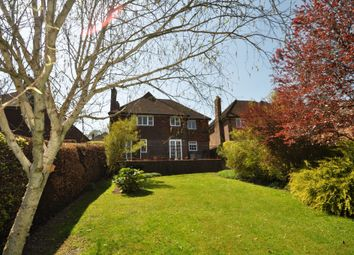 Thumbnail 4 bedroom detached house to rent in Pewley Way, Guildford